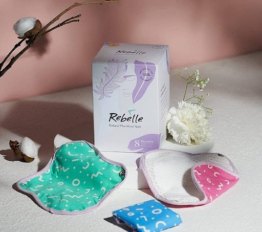 Rebelle Panty Liners